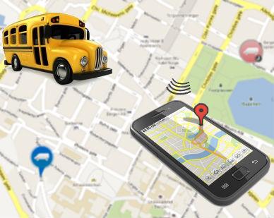Etechtracker Gps Tracking System School Bus Gps Rfid Gps Panic